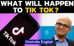 Tik Tok: Banned or bought?| Microsoft in talks to buy Tik Tok US