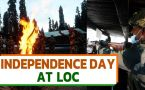 Independence Day 2020 from LoC, Kashmir | A day with the BSF