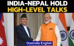 India-Nepal hold high-level talks amid border row