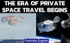 SpaceX shuttle returns| NASA astronauts safe| Era of private space travel