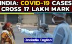 Covid-19: India's tally soars past 17 lakh, more than 37 thousand dead