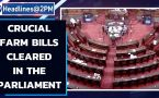 Farm bills passed in the Rajya Sabha: Opposition says Govt rushing through