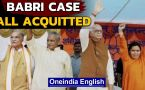 Babri Masjid Case: All acquitted due to LACK OF EVIDENCE