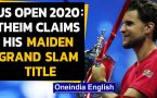 Dominic Theim downs Alexander Zverev to win maiden US Open title