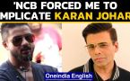 Drug Probe: Kshitij Prasad claims 'NCB forced me to implicate Karan Johar'