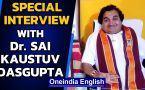 Special Interview with Dr. Sai Kaustuv Dasgupta: A wheelchair warrior who never gave up...