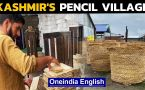 #Kashmir pencil slat makers supply to all of India