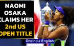Naomi Osaka beats Victoria Azarenka to claim her second US Open title