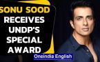 Sonu Sood receives UNDP's special humanitarian action award: A real life hero