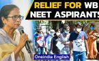 Relief for NEET aspirants in West Bengal, Mamata relents