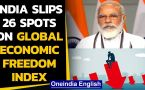 India slips 26 spots on global economic freedom index to 105th position