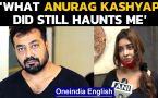 Payal Ghosh makes shocking allegations against Anurag Kashyap, says it still haunts her