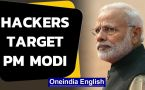 PM Modi's Twitter account for personal website & app hacked