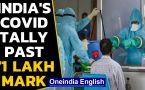 India's Covid tally past 71 lakh mark with 66,732 cases in the last 24 hours