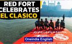La Liga rolls out red carpet at Red Fort for El Clasico