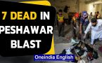 Peshawar blast: Students dead in huge explosion, many wounded