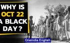 October 22: India marks black day against Pakistan's first proxy war