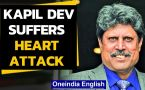 Kapil Dev suffers heart attack, undergoes angioplasty surgery at Delhi hospital