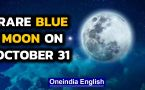 Blue Moon on October 31: Why is it called so?