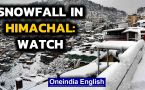 Himachal receives fresh snowfall: look at the dreamy landscape