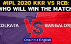 IPL 2020: RCB vs KKR: Virat Kohli's men take on Eoin Morgan's KKR with an aim to win