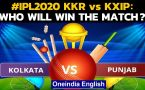 IPL 2020: KKR VS KXIP: Punjab look to keep juggernaut rolling against upbeat Kolkata