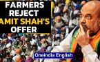 Farmer protest continues against farm laws, Amit Shah's offer for early talks rejected