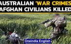 Australian war crimes in Afghanistan reveal toxic warrior culture