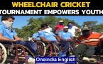 Positive story: Wheelchair cricket tournament empowers youth
