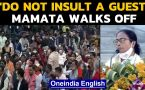 Mamata Banerjee: Do not insult me at event where I am guest