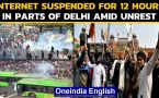 Farmers' rally turns violent: Internet services suspended at Protest sites in Delhi