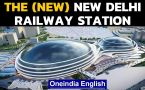 New Delhi Railway Station will look like this soon?