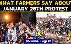 Farmers body distances itself from violent protesters: Details