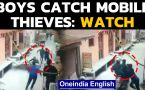 Viral video: Boys catch mobile snatchers in Delhi: Watch