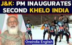 PM Modi: 'Khelo India is step towards making J&K hub of winter sports'