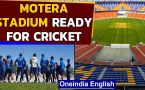 Motera stadium: Game returns to world's largest cricket stadium