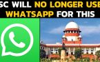 SC adheres to the new guidelines issues by the Govt for social media & OTT platforms