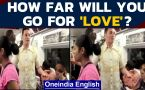 Man proposes marriage on metro | But he 'loves' America