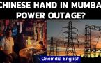 Mumbai power outage in october was caused by a China linked threat activity group?