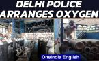 Delhi police arranges oxygen, answers hospital's SOS call