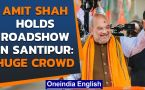 Bengal polls: Amit Shah holds roadshow in Santipur, social distancing norms flouted