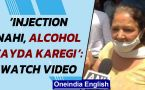 Delhi: Liquor rush ahead of lockdown, woman's video 'alcohol will help' goes viral