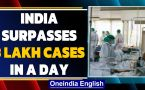 India Covid-19 cases cross 3 lakh in just 24 hours