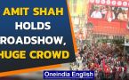Amit Shah holds roadshow in West Bengal: Covid-19 norms flouted, no social distancing