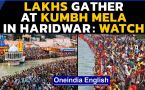 Mahakumbh: Huge crowd at Kumbh Mela, cops say 'social distancing difficult'