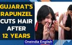 Gujarat girl with world's longest hair cuts them after 12 years