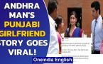 Andhra Man tells family about Punjabi girlfriend, story is a big hit on Twitter