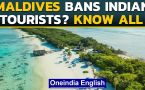 Maldives halts visa, bans entry of Indians from May 13th amid Covid-19 crisis