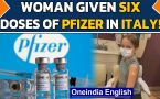 Italy: What happened to the woman who got six Covid-19 vaccine Pfizer shots?