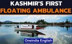 Kashmir's first floating ambulance operates on Dal Lake